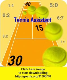 My Visual Tennis Assistant, iphone, ipad, ipod touch, itouch, itunes, appstore, torrent, downloads, rapidshare, megaupload, fileserve