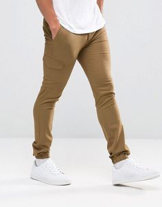 3897e894366 Buy Green Asos Joggers for men at best price. Compare Trousers prices from  online stores like Asos - Wossel Global