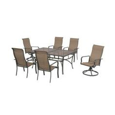 the belleville 7 piece patio dining set search