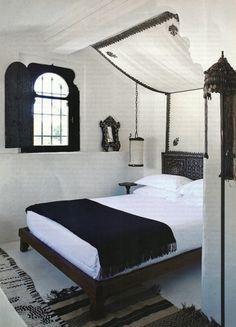 otantik bedroom
