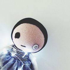 Lucky Boy Sunday - Bad Eye Lilly doll <3