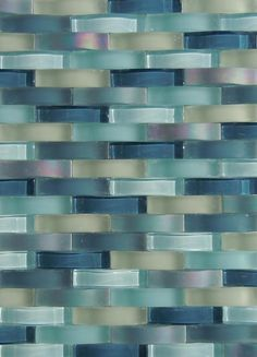 Glass Tile Backsplash - Ripple - Waterfall provided by CLASSIC TILE Staten Island 10309
