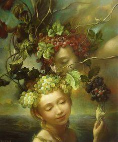 elena flerova paintings