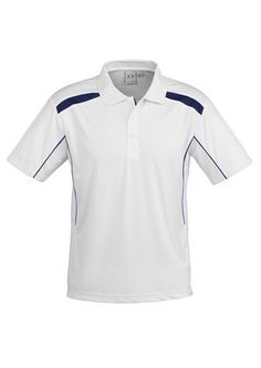 The United Polo, 100% Breathable Polyester with back and underarm mesh panel inserts for breathability. UPF Rating- Excellent.