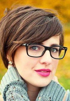 Die 10 Besten Bilder Auf Kurzhaarfrisuren Damen Rundes Gesicht In