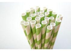 These paper straws are precious!