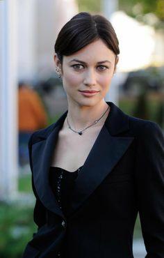 Olga Kurylenko at event of Quantum of Solace (2008)