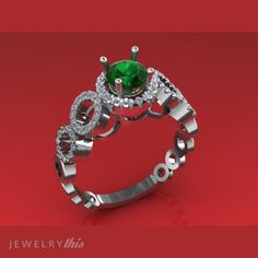 Image for 837-22762 http://www.jewelrythis.com/shop/promise/just-love-your-love-promise-ring-antique-style-837-22762/