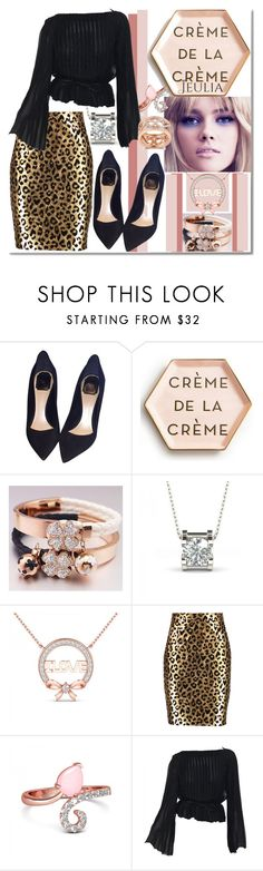 """""""Creme de la Creme"""" by westcoastcharmed ❤ liked on Polyvore featuring Michael Kors, Christian Dior, Rosanna, Milly and Tom Ford"""