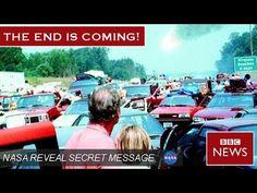 CATASTROFE MUNDIAL 2017 - Mensaje secreto revelado! Tsunami, Bbc News, Nasa, Youtube, War, World, News, Messages, Men