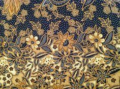 flower pattern, most likely pesisir batik/nyonya batik