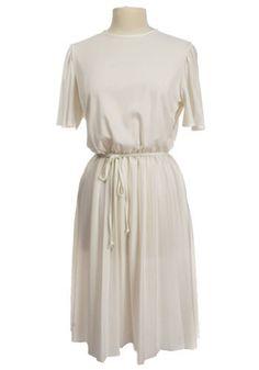 Greek Goddess Dress