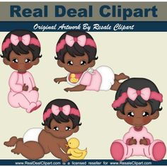 african american baby clipart - Yahoo Image Search Results