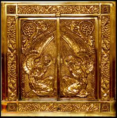 Image result for box tabernacles catholic angels