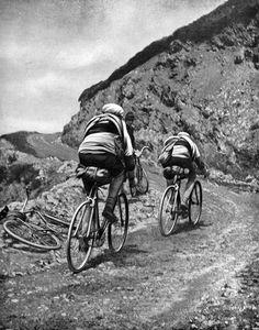 Tour de France 1919 - 6ème étape (Bayonne - Luchon) © Presse Sports