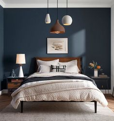 Home modern bedroom color schemes Ideas for 2019 Home Decor Bedroom, Modern Bedroom, Bedroom Inspirations, Bedroom Interior, Simple Bedroom, Home Decor, Small Bedroom, Bedroom Color Schemes, Bedroom Colors