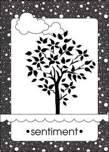 Card Sketch  June 2011