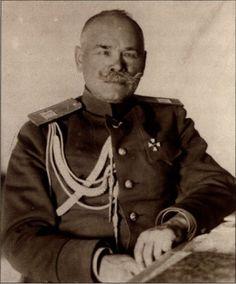 Russian Civil War. White Army. General Alexeyev.: Russian Revolution, Tsar Nicholas Ii, White Russian, Imperial Russia, Red Army, Soviet Union, Eastern Europe, World War I, Rare Photos