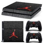 GoldenDeal PS4 Console and DualShock 4 Controller Skin Set – Basketball NBA – PlayStation 4 Vinyl