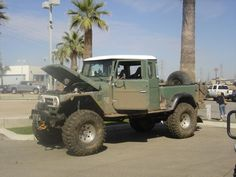 Pics of Green FJ40s - The BEST color. - show us what you have!! - Page 3