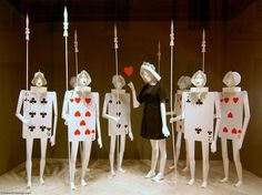 Moschino- Fun and Creative Window  Display