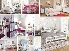 20 komfortable jugendzimmer mit dachschr ge gestalten wohnen pinterest kinderzimmer. Black Bedroom Furniture Sets. Home Design Ideas