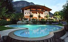 Schwarz Adler Turm Hotel in Trentino, Italy - a great place from which to tour the regions wineries.  http://duespaghetti.com/2012/06/17/pasta-fredda-al-salmone-e-sedano-smoked-salmon-pasta-salad/