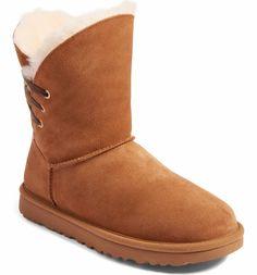 Main Image - UGG® Constantine Genuine Shearling Boot (Women)