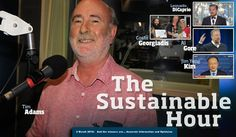 And the winners are... Accurate Information and Optimism |  Tim Adams, principal of F2 Design and a member of the Geelong Sustainability committee, is our guest in The Sustainable Hour on 94.7 The Pulse on 2 March 2016. He is full of good ideas and has got some 10-star rated news to share with us – from the stock market as well as the housing market. We also present a 9-minute interview with ABC-host and sustainability champion Costa Georgiadis.