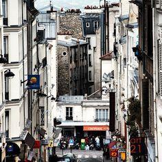 Rue Lepic a Parigi, Île-de-France