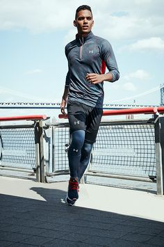 Staying in shape this Winter requires all of the right workout basics. Under Armour has the stylish essentials you need to keep warm as you take your fitness routine to new heights