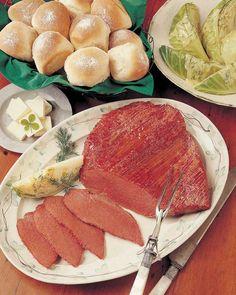 Festival Foods's own delicious recipe for Latke Reuben.