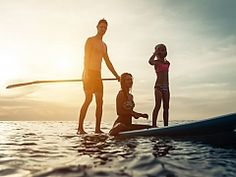 Stand up paddle boarding or SUP. Johannesburg Adventures | Must do activities | Things to do | Urban Adventures - Dirty Boots
