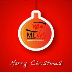 Merry Christmas from MEWS www.mews.me