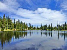 Eaglesmere Lake - 7.2 miles Eaglesmere Trailhead  Moderate