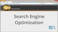 SOLU Business Solution – User Guide – Search Engine Optimization