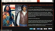 Crazy!  Is Tupac Alive?  Tupac's Aunt is Now First Women On FBI's Most W...