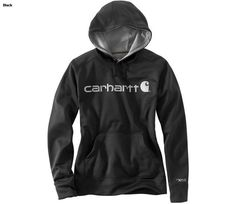 Carhartt Women's Force Extremes™ Signature Graphic Hoodie