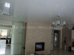spanndecken im wohnzimmer | decken design | pinterest | im