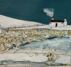 ''Beyond the old stone wall'' By Louise O'Hara