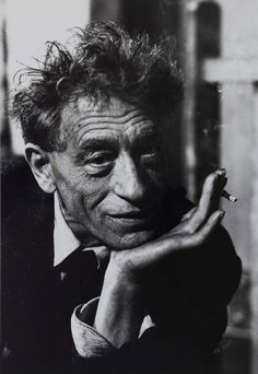 Marquis, Jean - Alberto Giacometti (1965)