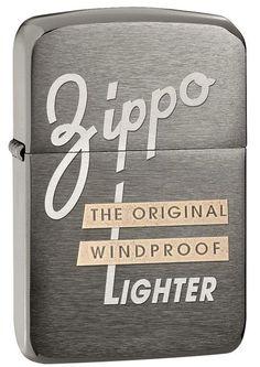 Zippo Original Windproof Lighter - Oxeme Gifts