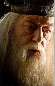 Michael Gambon as Albus Dumbledore in Harry Potter and the Half-Blood Prince (2009)