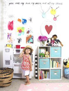 Living With Kids: Alisa Burke @alisaburke