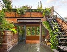 green design, eco design, sustainable design, 6sqft, 6sqft.com, West Village, Andrew Franz, renovated townhouse