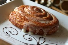 Yummo cinnamon rolls at Hilton Bonnet Creek Orlando.