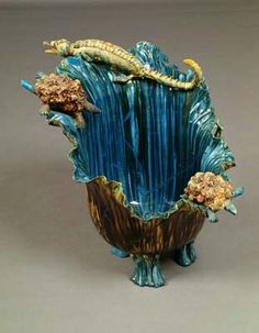Artistic pottery