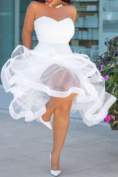 Simple Beach Plus Size Wedding Dresses Off the Shoulder Mini Short Bridal Gowns Sexy Wedding Dresses, Party Dresses For Women, Bridal Dresses, Prom Dresses, Tulle Wedding, Gorgeous Wedding Dress, Beach Dresses, Cheap Dresses, Luxury Dress