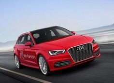 Концепция плагин-гибрида Audi — Блог Игоря Головина