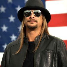 Kid Rock Amps Up ESPN's NASCAR Sprint Cup Coverage - Michigan International Speedway. 2 of my fav things together
